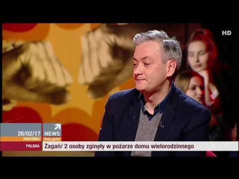 Robert Biedroń: wolałbym, żeby w 2020 r. to kobieta została prezydentem. Kibicuję Nowackiej.