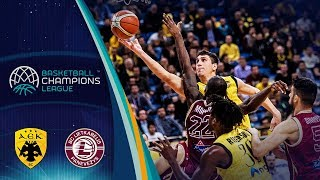 LIVE 🔴 - AEK v Lietkabelis - Basketball Champions League 2018-19