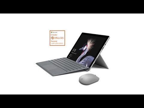 "Microsoft Surface Pro 12.3"" Core i5 128GB 2in1 PC w/Keyb..."