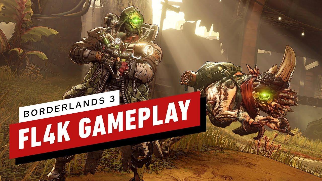 Купить Borderlands 3 (EPIC GAMES KEY)