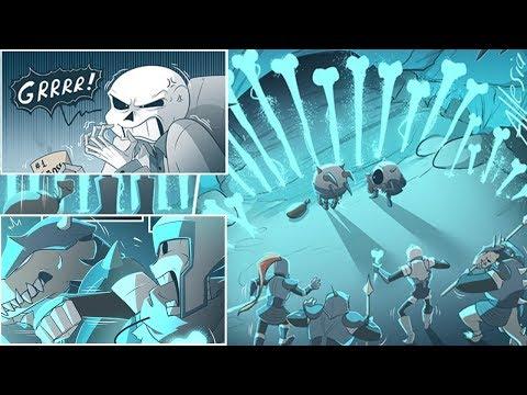 Timetale Part 7【Undertale Comic Dub】