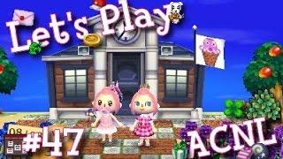 Let's play ACNL #47 avec Anna Gaming: Visite de Ortega