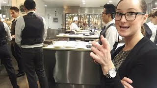 Eleven Madison Park Kitchen Tour