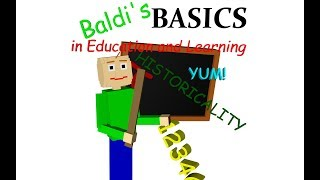[Short-imation] Basics in Behavior - Baldi's Baics in Education and Learning - Minecraft
