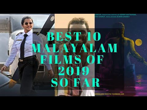 Top 10 best malayalam films of 2019 so far | new release  movies ranking