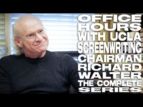 Essentials of Screenwriting - Complete Film Courage Interview with UCLA Professor Richard Walter