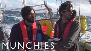 Sailing the High Seas With the Arctic Chef