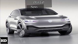 HOT NEWS !!! 2018 Volkswagen I D  CROZZ Concept   New Electric SUV   spec & price