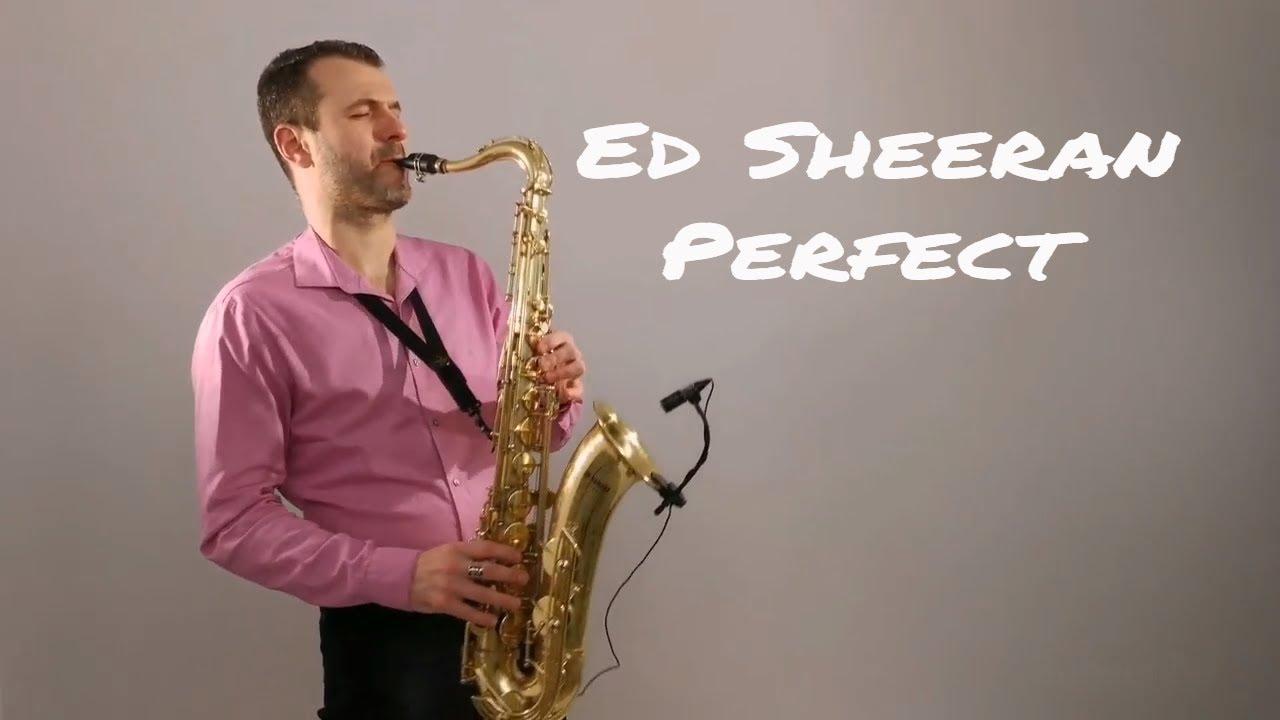 Perfect [Saxophone Cover] By Juozas Kuraitis