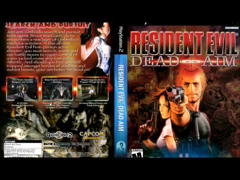 (Extended) Favorite VGM #83 - Resident Evil: Dead Aim - Save Room (Haven In The Rain)