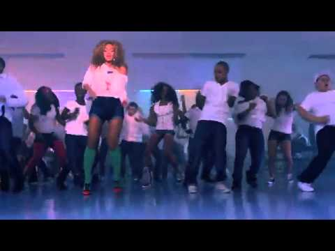 Beyonce -- Move Your Body