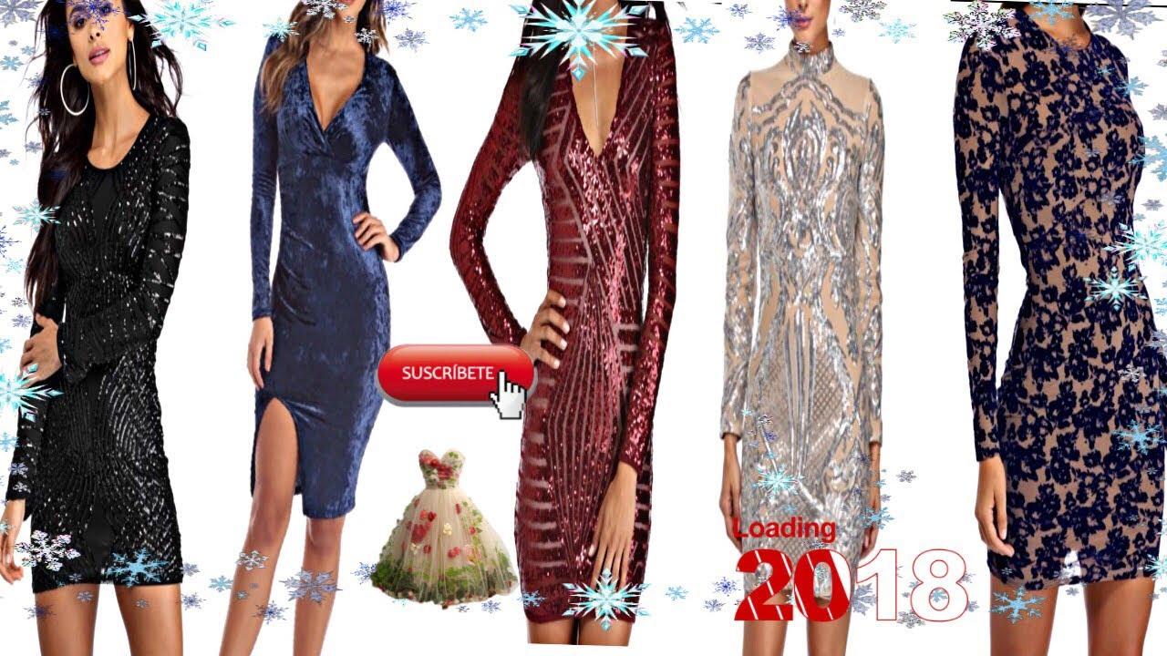 f992d65019 HAUL DE LOS MEJORES VESTIDOS DE FIESTA 2018  dress  ropa - YouTube