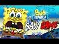 GARY PRECISA DE AJUDA! : BOB ESPONJA SAW GAME
