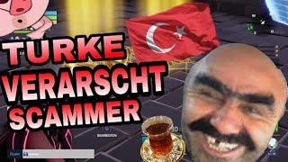 Scammer möchte Türkischen Asylanten Scammen!! l Trolls #1