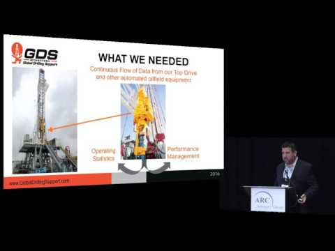 Smart Connected Machines, Keith Holliday, Global Drilling Support