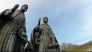 Жайск, сено, Пётр и Феврония, река Ока, в поисках торфа, Чича родила богатыря.