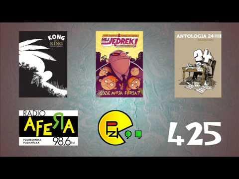 Prosto z Kadru #425: Kong the King, Hej Jędrek #2, Antologia 24 Hour Comics Day – Gdańsk 2012