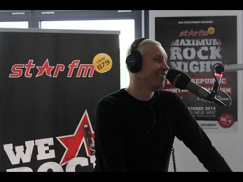 Farin Urlaub - im STAR FM Interview