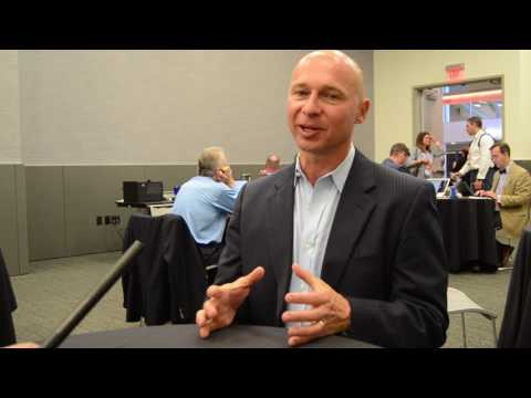 Tim Ash Interview at Content Marketing World