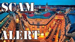 Gambar cover BEWARE Prague Apartment Scam