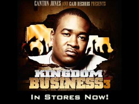 Canton Jones Feat.  P Dub and Bizzle - In Da Club REMIX