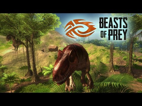 Dinosaur Survival - Beasts of Prey: Gameplay