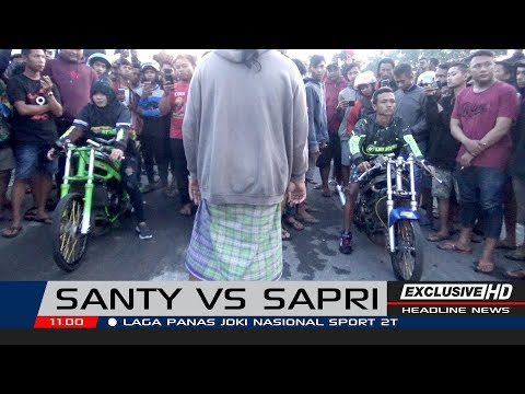 MPK TEAM (SANTY) VS JAYIT TEAM (SAPRI)