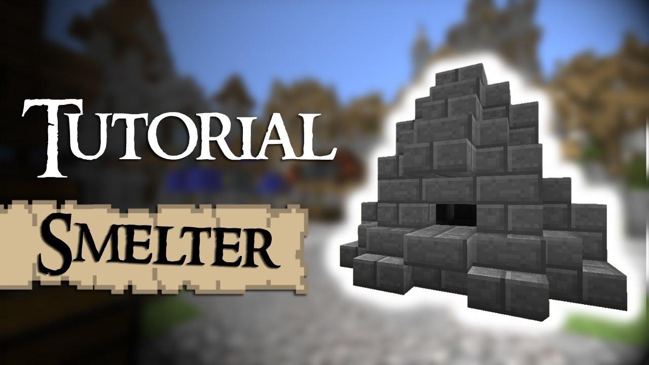 Smelting Furnace Minecraft