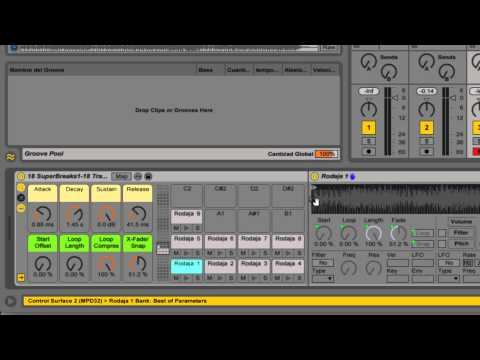 Ableton Live - Tutorial 13 : Sampling