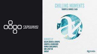 PREMIERE: Choopie & Shmuel Flash - Chilling Moments (GMJ & Matter Remix) [Agnosia Black]