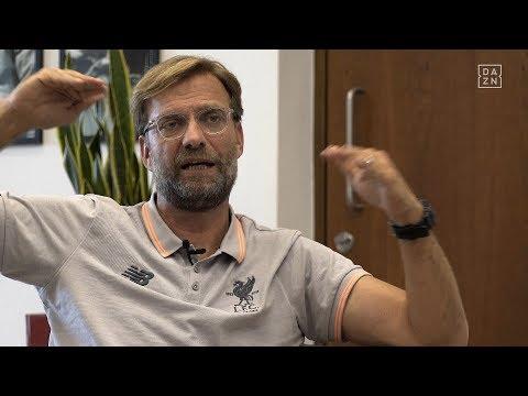 DAZN Interview mit Jürgen Klopp
