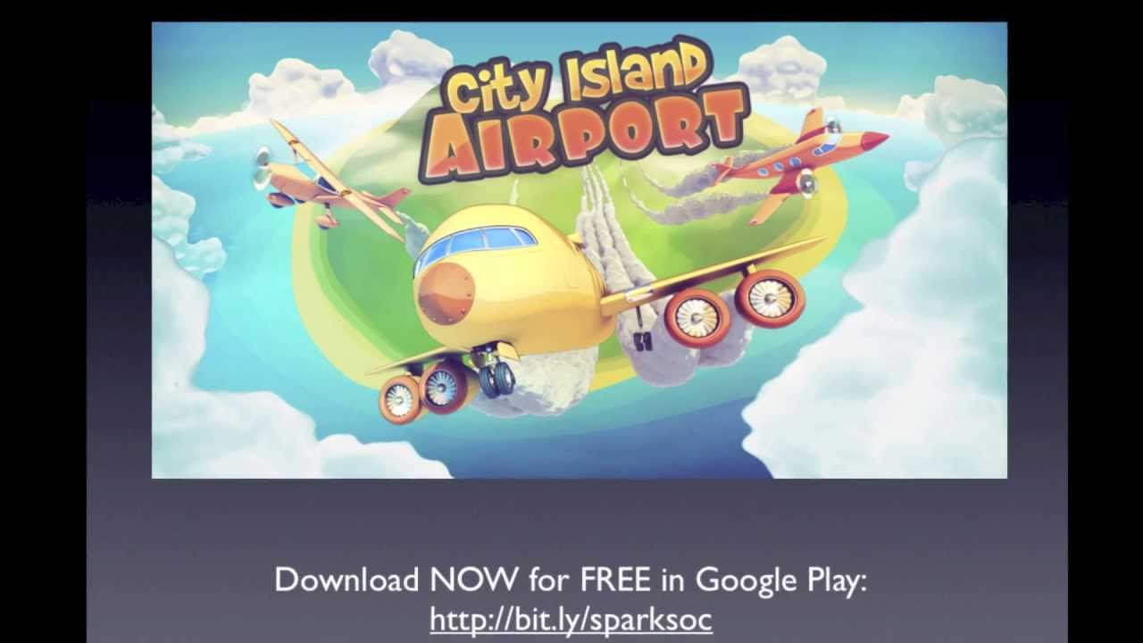 City Island: Airport (Android Game)