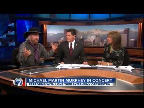 Michael Martin Murphey Interview