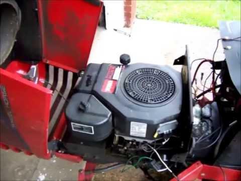 Wheel Horse ,Kohler Engine, Will Not Start When Hot