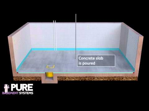 The Pure Process: Stages of a Basement & Cellar Conversion