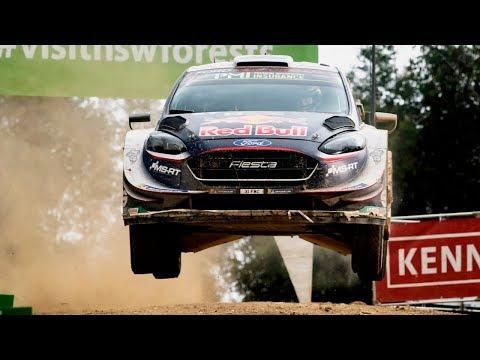 Sexto campeonato de Ogier - Rally de Australia - WRC