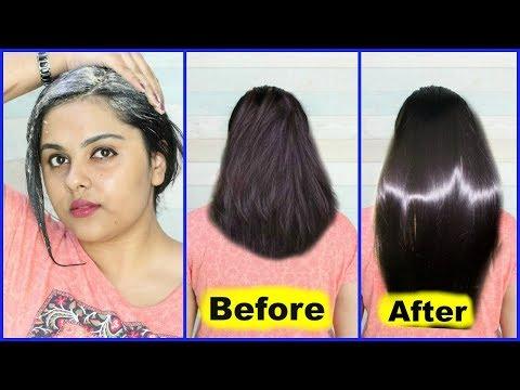 GROW Hair Naturally At Home - Magical Hair Growth Mask | FAST RESULTS |Tanutalks