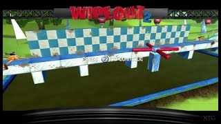 Wipeout 2 Wii Gameplay