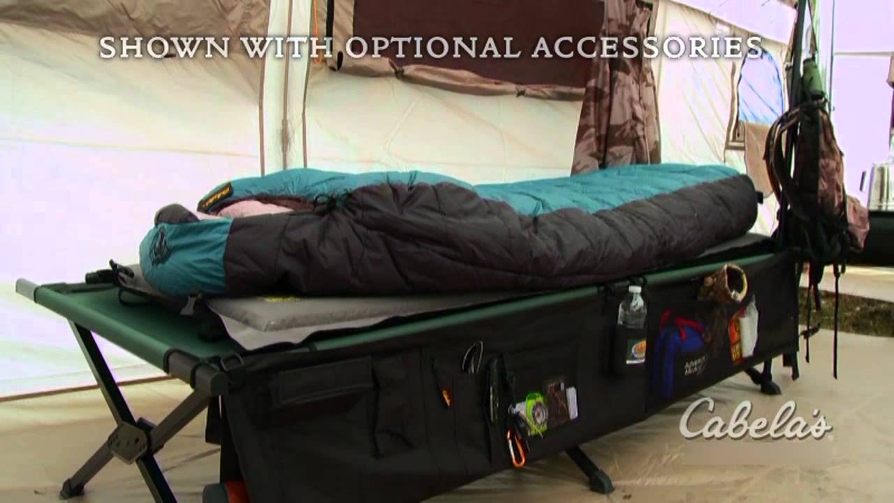 Cabelas Tent Cot & Cabelas Leather Furniture Outfitter C ...