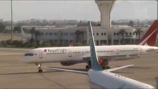 видео: Аэропорт Анталии