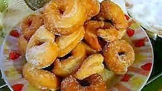 Video Ricetta Dolci: Graffe  con Patate ( Zeppole dolci Napoletane) - Cucinando per Caso e per ...