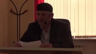 Адам Аушев. Пятничная проповедь от 20.04.2018г