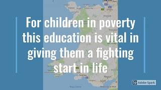 #InPoverty: Development of disadvantaged children in Wales
