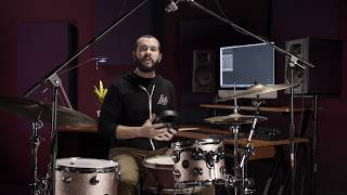 M-Audio Creation Studio - Recording Drums with AIR 192|14 and Pro Tools First