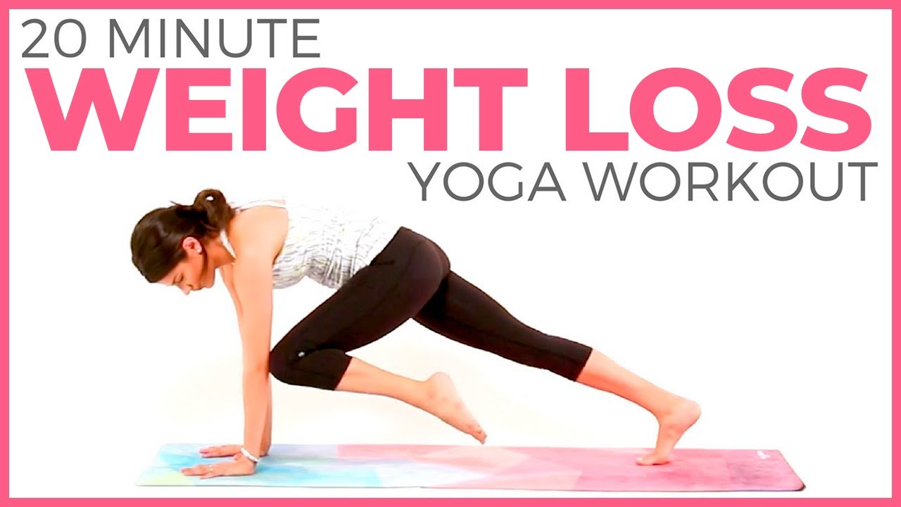 Easy Yoga Steps For Weight Loss