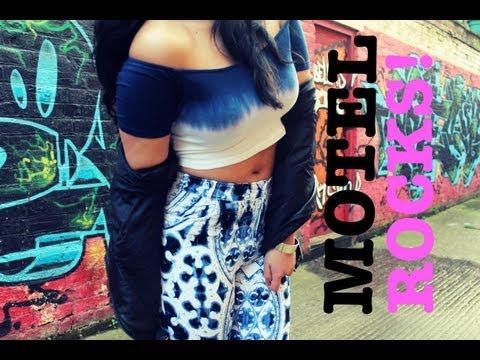 {CLOSED}Motel Rocks Fashion Lookbook & Giveaway!!