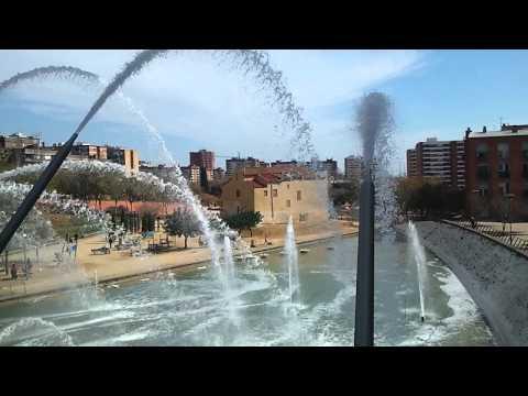 Parc Central de Nou Barris (Barcelona)