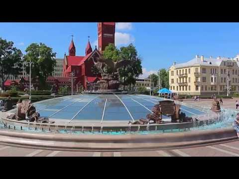 Минск - моя СТОЛИЦА! Площадь Независимости! MVI 6793  MVI 6528
