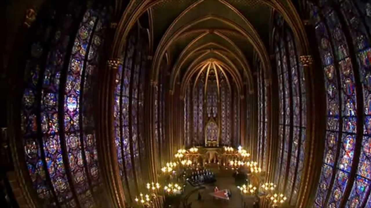 Sacred Stained Glass - Vitrais Sacros - YouTube