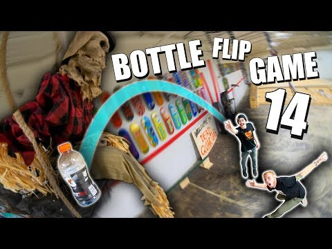 ULTIMATE Game of BOTTLE FLIP! | Round 14